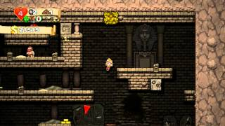 Spelunky Gameplay (PC, XBOX 360)