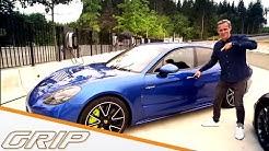 Porsche Panamera Turbo S E-Hybrid | Der Extrem-Test |GRIP