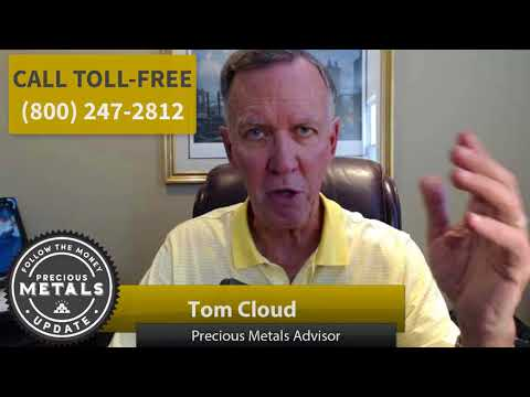 Precious Metals Market Update - Tom Cloud (8/15/18)