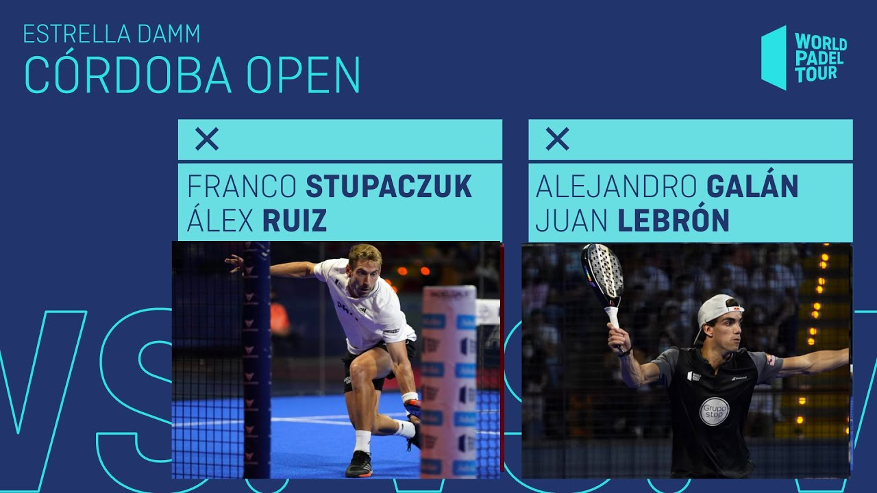 Download Resumen Semifinal Stupa/Ruiz Vs Galán/Lebrón Cervezas Victoria Córdoba Open 2021