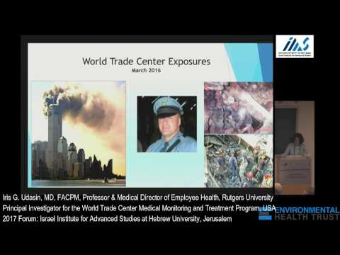 Clinical Case Series on Chemicals, Wireless and Cancer Risk: Iris Udasin MD