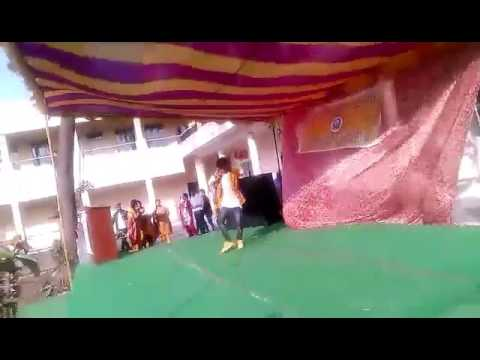 Shashi kant at khalsa college