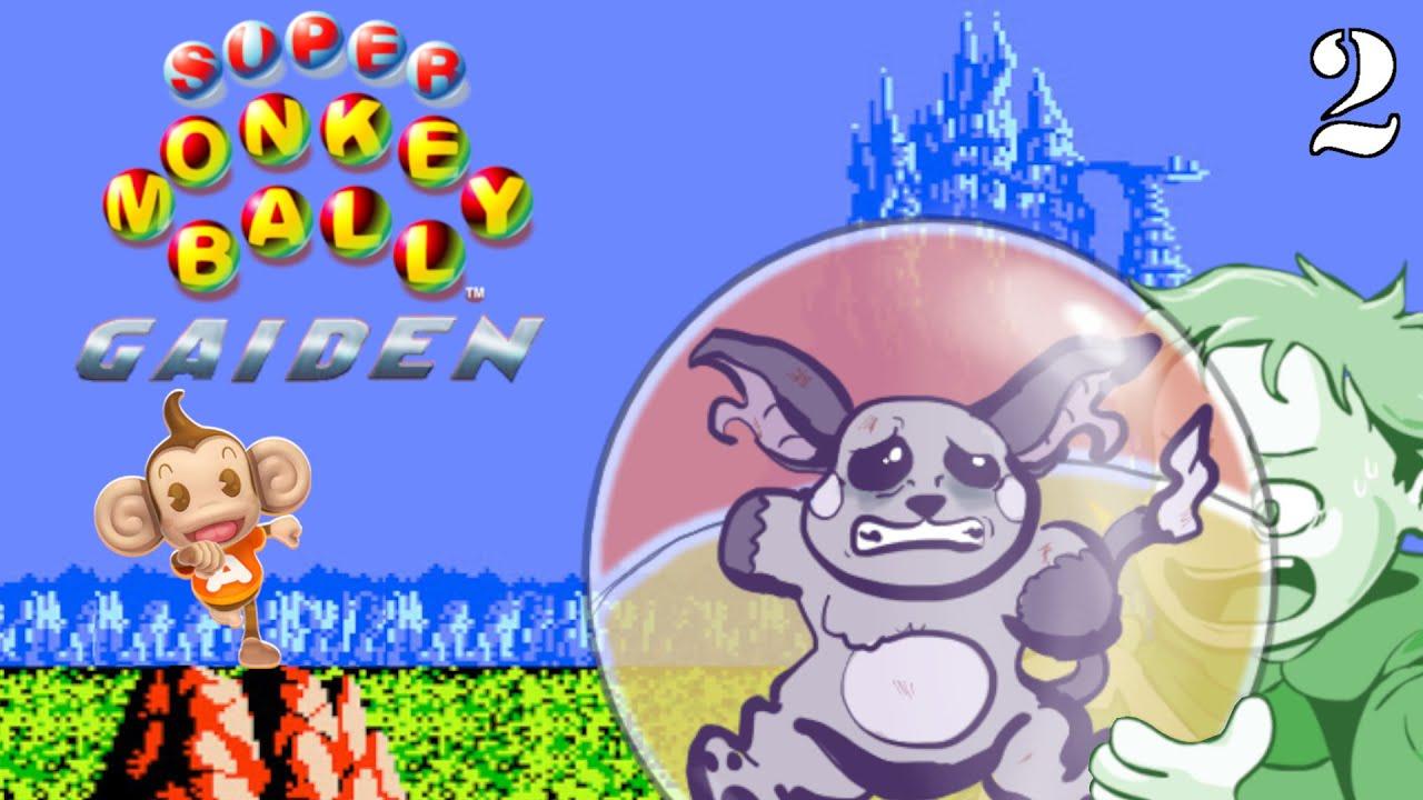 Pros in a Landfill | Super Monkey Ball: Gaiden (Part 2)