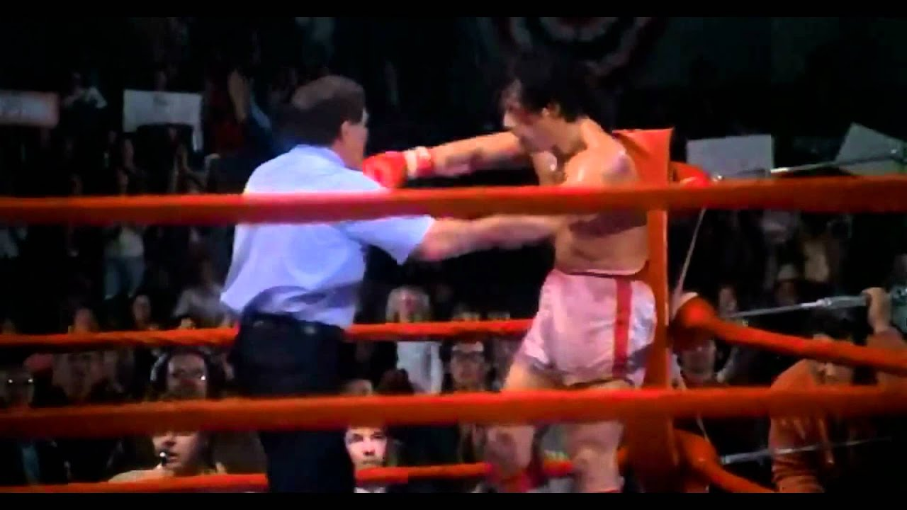 Apollo Creed vs. Rocky Balboa - Rocky 1 [German][Full HD ...
