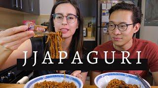 """Recreating JJAPAGURI with Steak from """"PARASITE"""" (aka RAMDON)"""