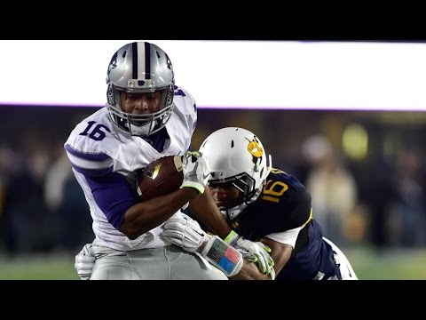 Big 12 Big Play: Tyler Lockett Locks In On The End Zone | CampusInsiders