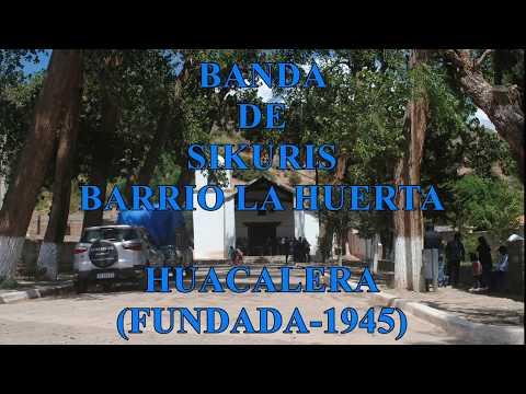 BANDA DE SIKURIS BARRIO LA HUERTA (1945)