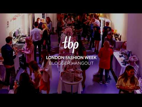 TBP Hangout Promo 2018 | The Blogger Programme