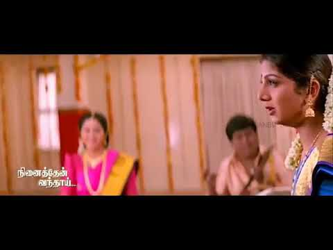 Thalapathy Vijay ninaithen vanthai movie cut song HD