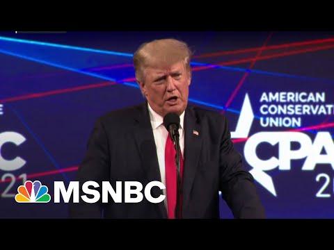 Trump Blows Out DeSantis In CPAC Straw Poll | MSNBC