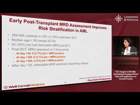 MRD in AML: What is it and what do I do about it?