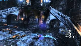 Batman:Arkham City Remote Batarang Part 1
