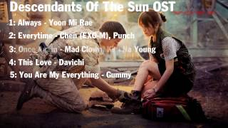 Descendant of the Sun (태양의 자손) OST Full Album Various Artist