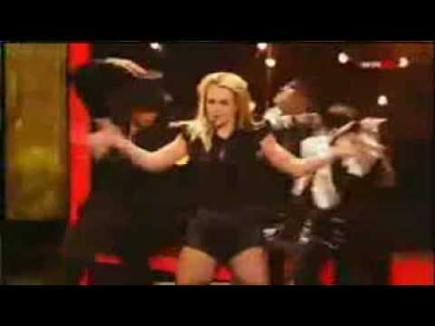 Britney Spear Womanizer Live X Factor 2008