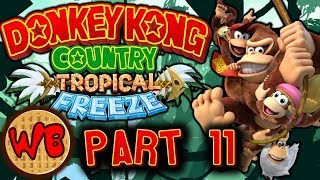 Donkey Kong Country: Tropical Freeze - Part 11: A Little Back-Door Hello