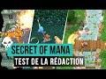 L'Avis de la rédaction - Secret of Mana