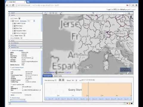IMDATE - Integrated Maritime DATa Environment