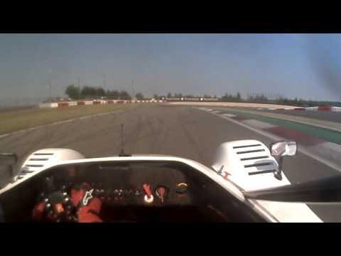 Onboard Radical SR8LM - Radical European Master 2010