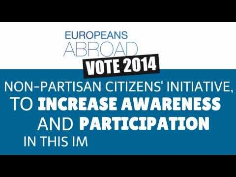 European Elections 2014 : citizens abroad get involved in 2014 !