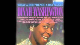 Dinah Washington ft Jimmy Carroll & His Orchestra - I Won