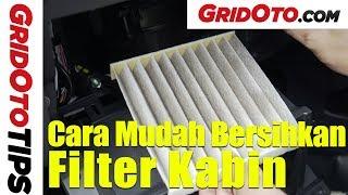 Cara Bersihkan Filter Kabin | How To | GridOto Tips