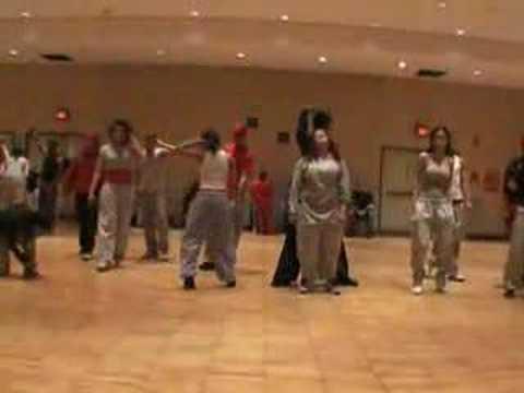 Janet Jackson Feedback Dance