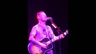Corey Taylor- Lightning Crashes (Live New York, 2015)