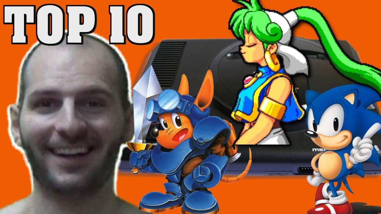 Top 10 Juegos De Plataformas De Mega Drive Sasel Sega