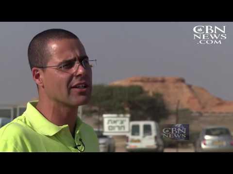 Jerusalem Dateline: 8/4/17 How the Dead Sea Is Giving Life