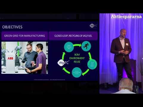 Aktiedagen i Stockholm – MyFC Holding