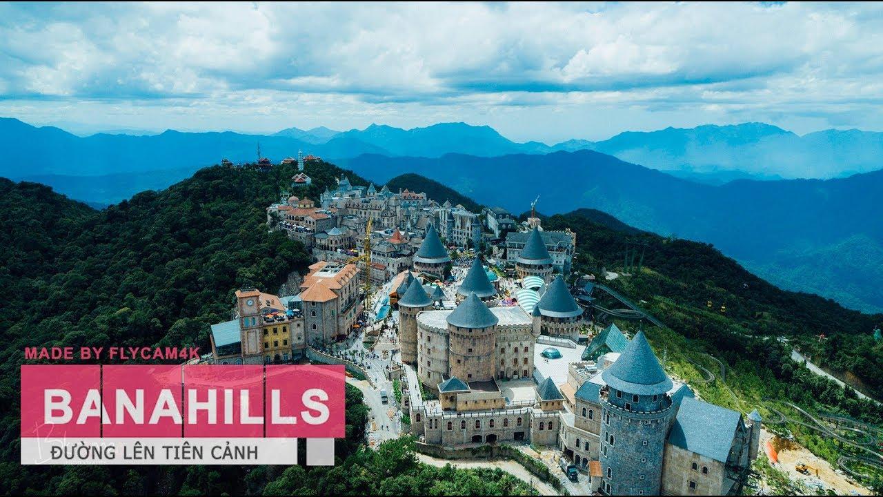 Bà Nà Hills –  Đường Lên Tiên Cảnh