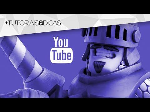 Como fazer CAPA de VÍDEO para CANAL de GAMES pelo CELULAR (thumbnail)