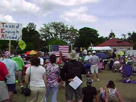 2010 TEA Party St. Augustine Florida