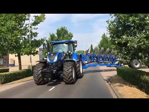New Holland roadshow in Weert (ingestuurd)