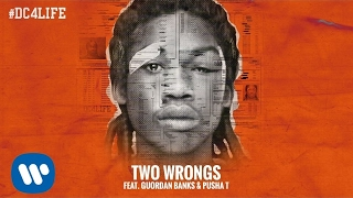 Meek Mill - Two Wrongs feat. Guordan Banks & Pusha T [ Audio]