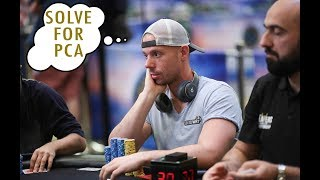 Matt Berkey Runs Deep in the Main Event...Again