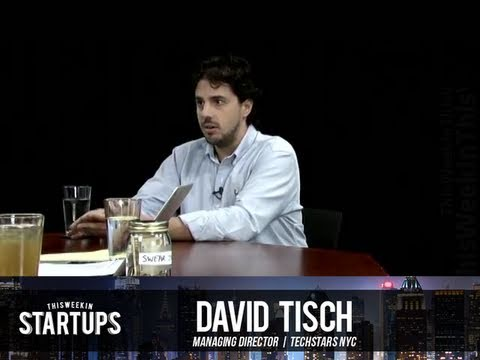 - Startups - Dave Tisch, TechStars NYC on TWiST 143