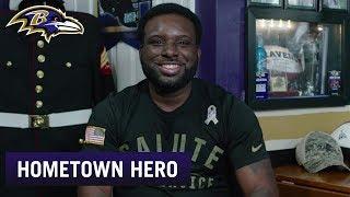 Hometown Hero: Marines Sgt. Taavon Byrd