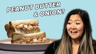 We Tried Weird Sandwiches People Claim To Like • Tasty