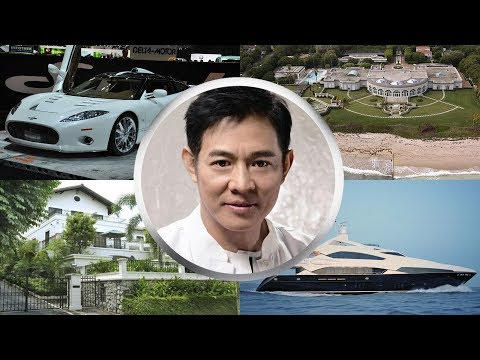 JET LI ● BIOGRAPHY ● House ● Cars ● Family ●  Net worth ●