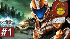 Halo: Spartan Strike - #1 - Let's Play zur PC-Version des Top-Down-Shooters