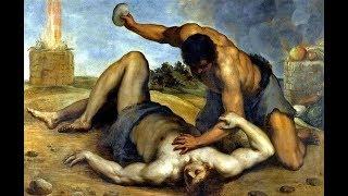 Каин и Авель – история первых людей, рожденных на Земле.