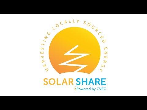 CVEC Solar Share