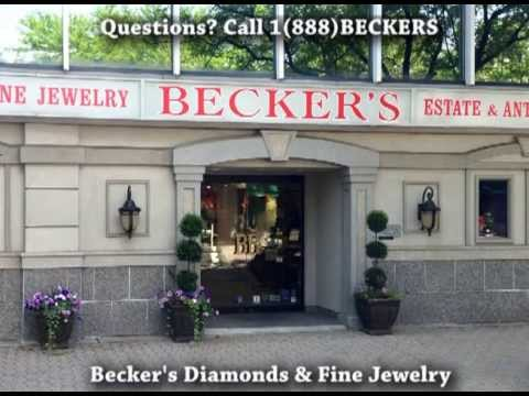 Antique Vintage Estate Jewelry @ Becker's West Hartford, CT in West Hartford Center Diamonds & Gems