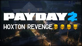 Payday 2: Hoxton Revenge - DEATH WISH (Solo/Stealth)