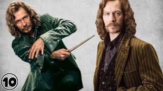 Top 10 Sirius Black Shocking Facts