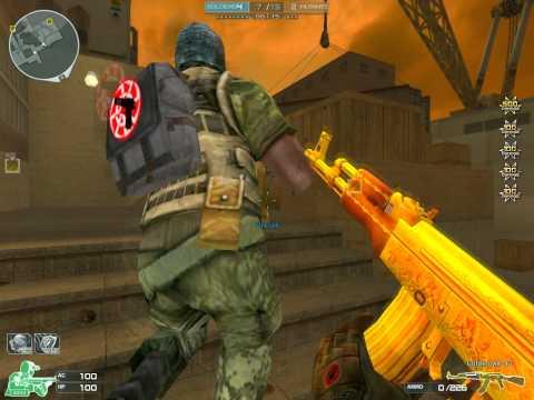Crossfire Mutation Mode Gameplay [GERMAN] HD
