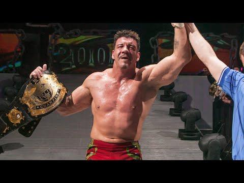 Eddie Guerrero's championship victories: WWE Milestones