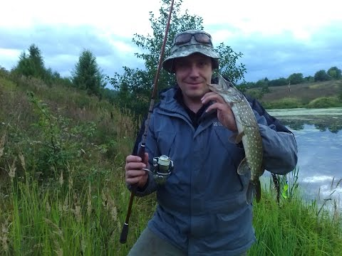 рыбалка на руси видео мишка это