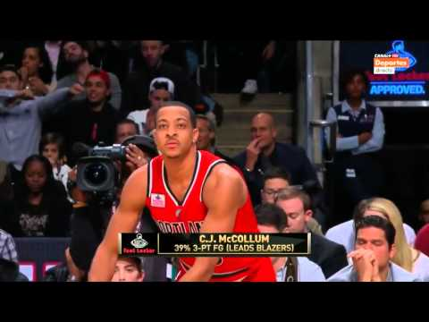 Foot Locker Three-Point Contest 2016 (First Round)